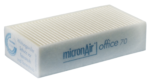 tesa CLEAN AIR M micronAir office 70 (140x70x30mm)