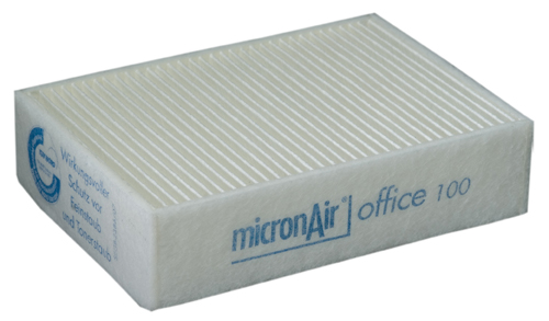 tesa CLEAN AIR L micronAir office 100 (140x100x30mm)